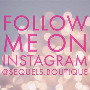 Accessories - Follow me on Instagram!